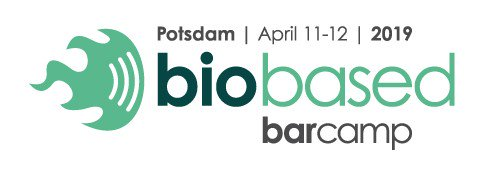 Logo biobased barcamp