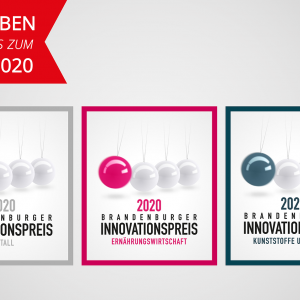 Brandenburger Innovationspreis 2020